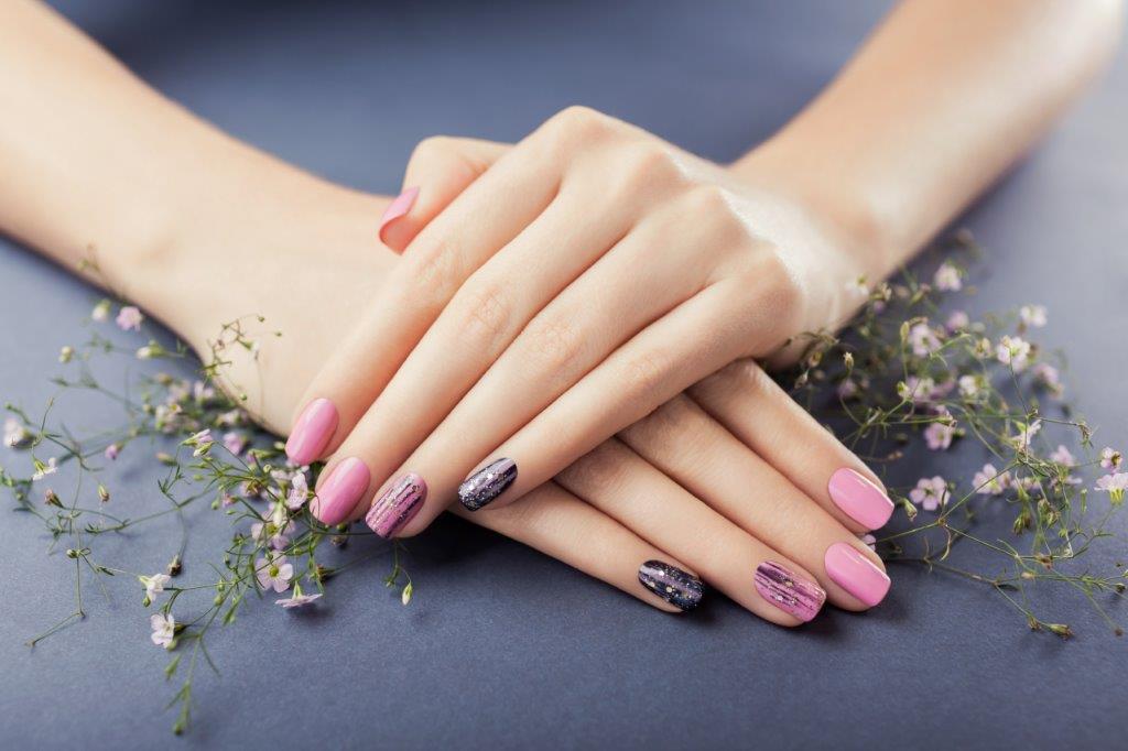 Natural Nails   Nail salon 22182   Tysons Vienna VA   pt1